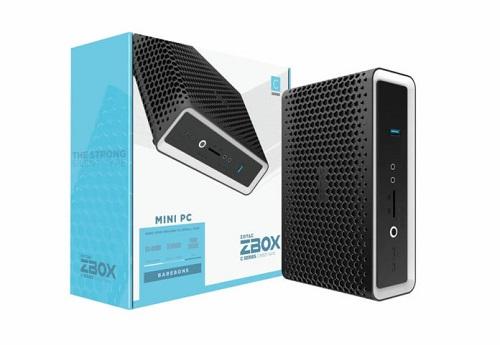 Zotac prezentuje ZBOX CA621 Nano i ZBOX MA621 Nano na targach CES 2020