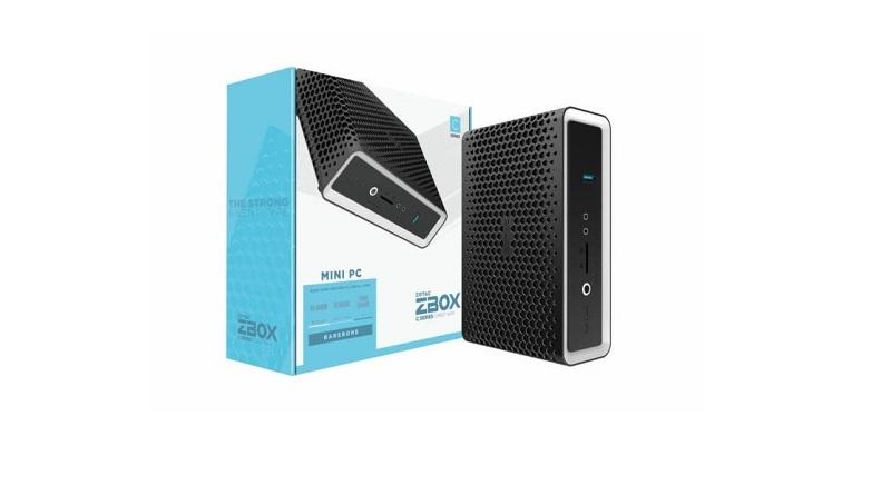 Zotac presents ZBOX CA621 Nano and ZBOX MA621 Nano at CES 2020