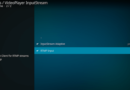 Kodi – instalacja InputStream Adaptive i RTMP Input